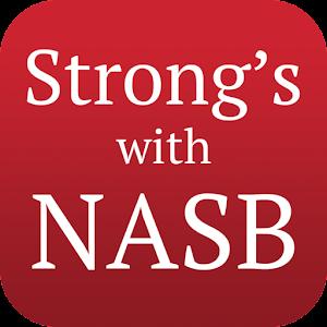 Strongs Concordance with NASB Gratis