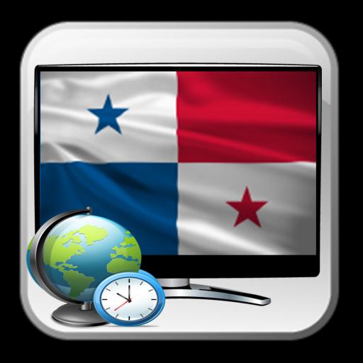 Panama TV time list