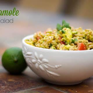 Guacamole Farro Salad.