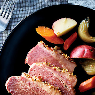 Corned Beef and Vegetables Recipe