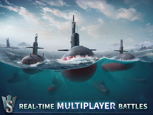 WORLD of SUBMARINES: Navy Shooter 3D Wargame 2.0 screenshots 12