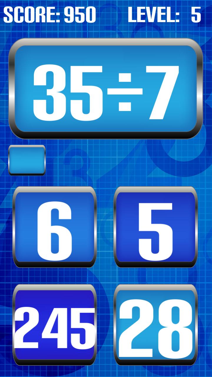 Скриншот Проверить свой математический