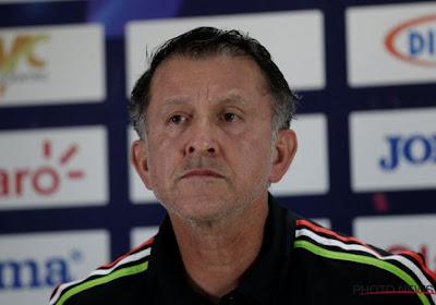 L'ancien sélectionneur du Mexique retrouve de l'embauche, avec une nouvelle équipe nationale
