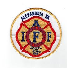 Photo: Alexandria Fire, IAFF
