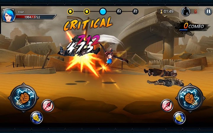 One Finger Death Punch 3D v1.0.269 [Mod]