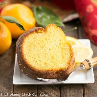 Easy Lemon Bundt Cake #SundaySupper