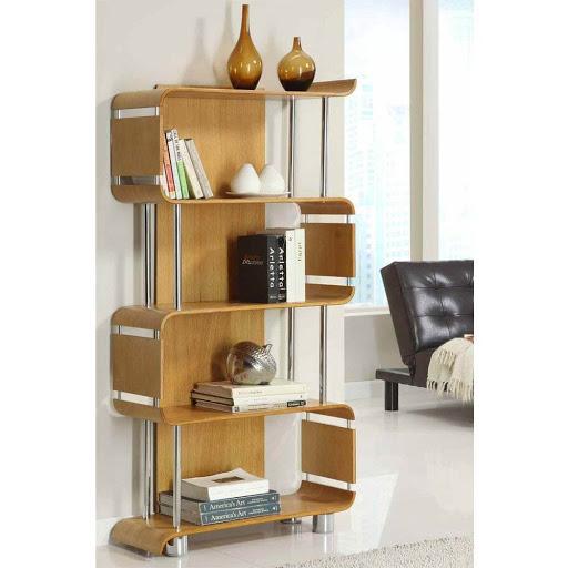 Jual Curve Oak BS201 Bookshelf