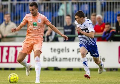 Luka Adzic devrait également quitter Anderlecht
