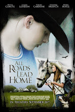 Photo: All roads Lead home poster