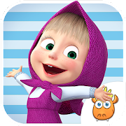A Day with Masha and the Bear