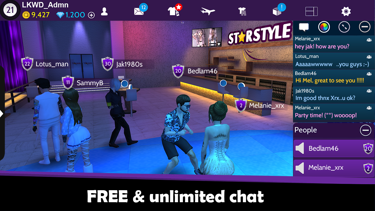 Avakin Life- screenshot