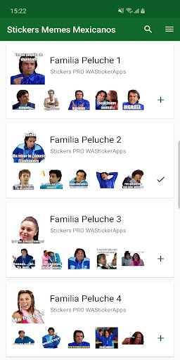 ?? Mexican memes Stickers - New WAStickerApps 2.8.0 screenshots 4