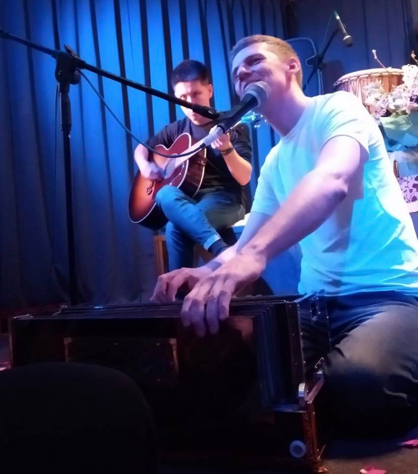 Vladimir Muranov spiritual music