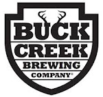 Logo for Buck Creek Brewing Company