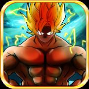 Goku Saiyan Great Battle