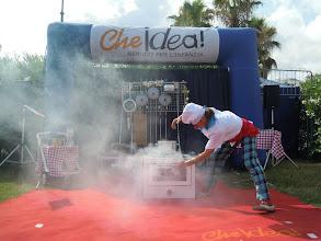 Photo: Le cirque du Chef Summer tour 2012