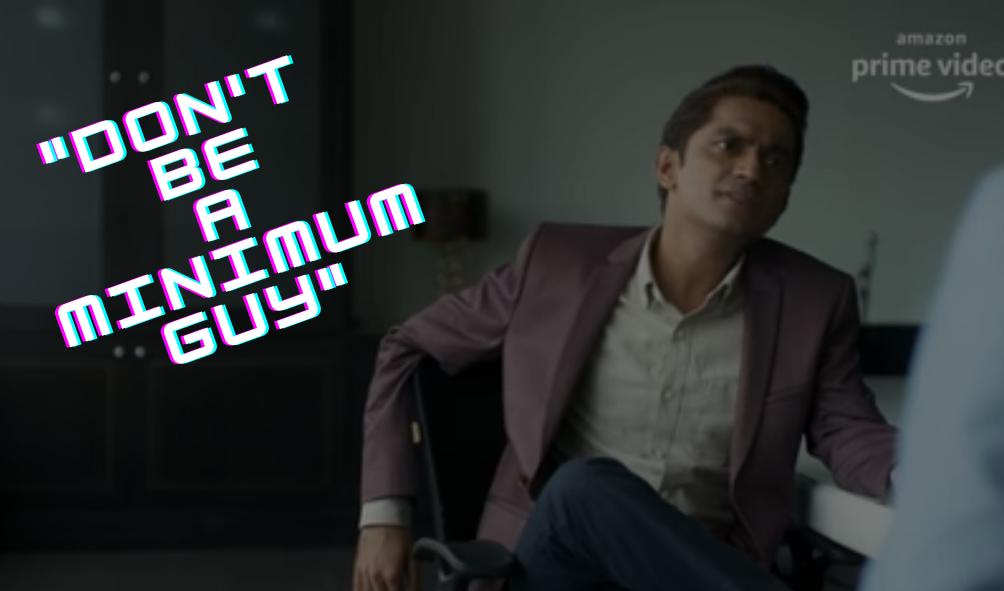Family Man Season 2 Quotes