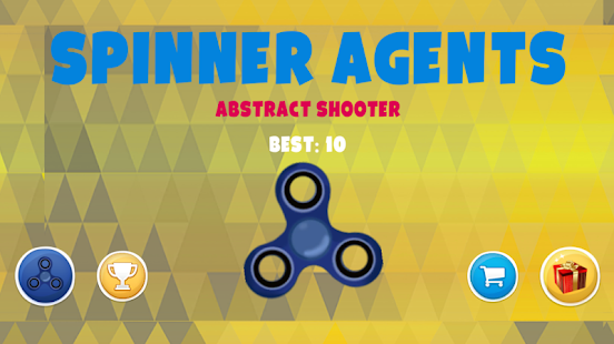 Spinner Agent - abstract shooter - náhled