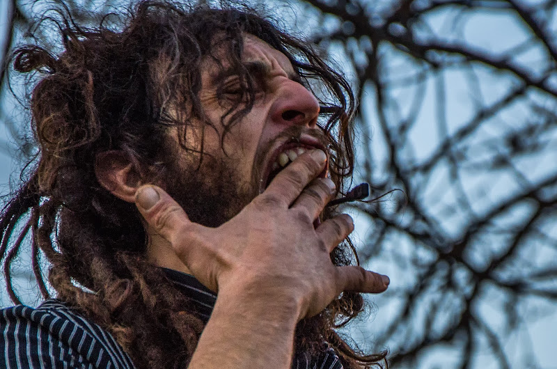 Lo sbadiglio! di Gian Piero Bacchetta