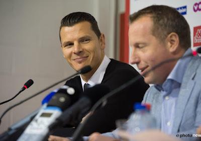 """Van Buyten met les choses au point : """"Je n'ai jamais envisagé de quitter le Standard"""""""
