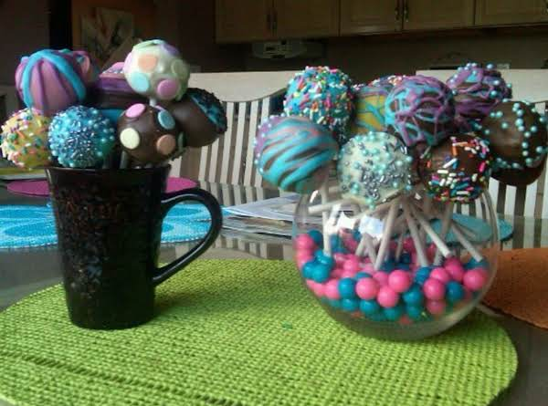 Cake Pops! (mouth Watering) Recipe