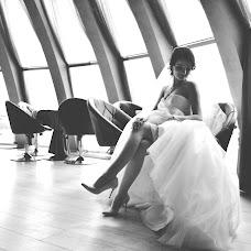 Wedding photographer Oksana Zarichna (photobyoz). Photo of 01.10.2016