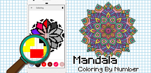 Descargar Mandala Pixel Art Number Coloring Para Pc Gratis