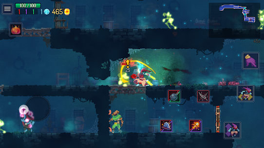 Dead Cells Apk Download For Android and Iphone 7