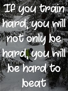 Snowboard Quotes and Sayings - náhled