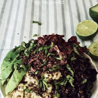 Caribbean & Vegetarian Buddha Bowl