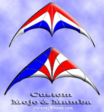 Photo: Some other ideas for patriotic Blue Moon kites.