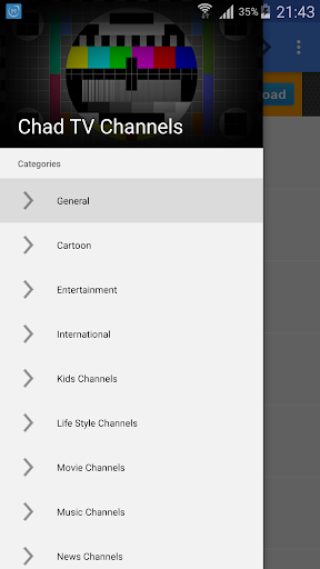 TV Chad All Channels