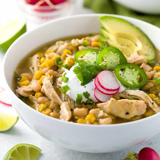 White Bean Chicken Chili.