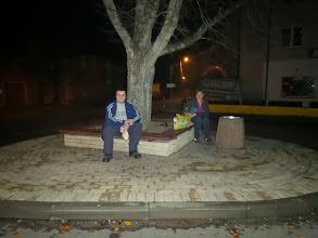 Photo: Białogórski plac pielgrzyma