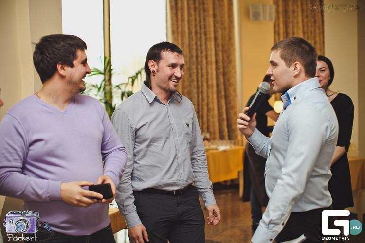 Николай Кожарин в Ростове-на-Дону