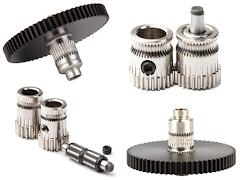 Extruder Hobb Gears