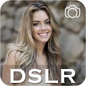 DSLR Camera : Blur Background Effects