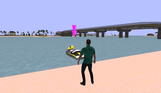 Grand vice gang: Miami city 2 1.0 screenshots 1
