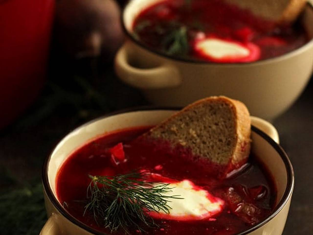 10 Best Cabbage Borscht Soup Recipes Yummly