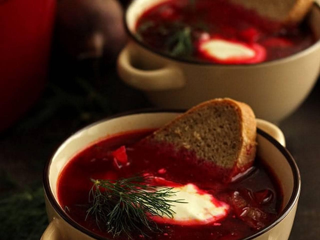 10 Best Cabbage Borscht Soup Recipes Yummly