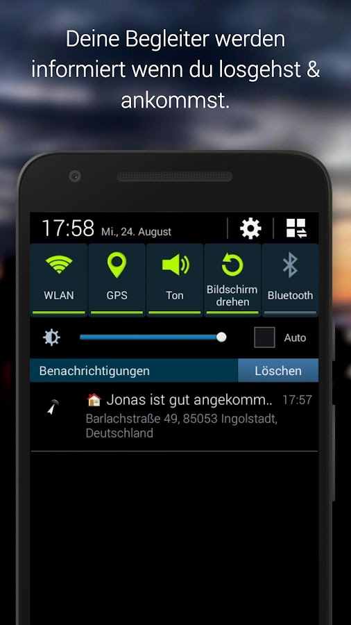 KommGutHeim – Screenshot