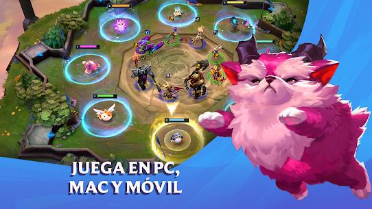 Teamfight Tactics, el juego de estrategia de LoL 3