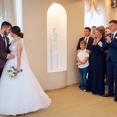 Bryllupsfotograf Saviovskiy Valeriy (Wawas). Foto fra 08.10.2018
