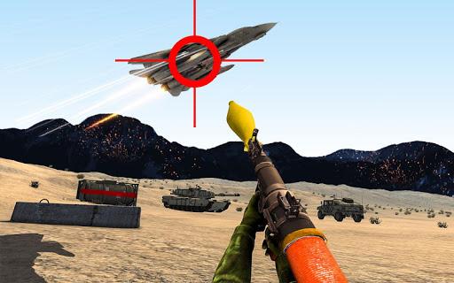 Jet War Fighter Airplane Shooting 1.30 screenshots 3