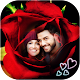 Red Rose Photo Frame - Rose Photo Effect APK