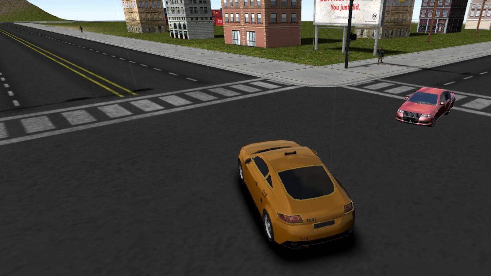 Taxi-Driving-3D 25