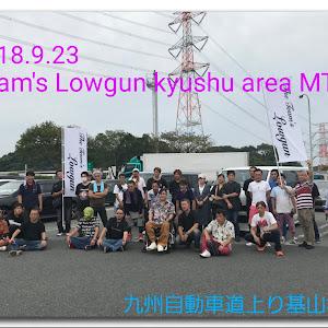 のカスタム事例画像 Ryu 〖 Lowgun kyushu 〗さんの2018年09月23日22:50の投稿