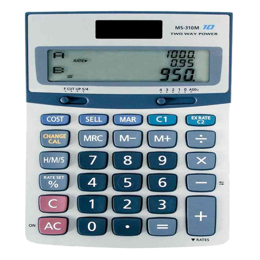 簡単な電卓