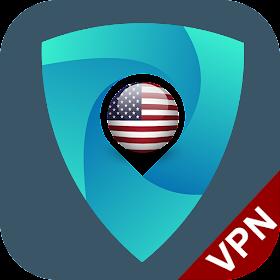 USA VPN : Free Unblock Website Wi-Fi Security