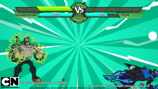 Ben 10: Omnitrix Power  screenshots 6